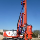 Piling rigs Vibratory hammers hydraulics hammers PTC
